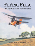 FLYING FLEA by Arthur WJG Ord-Hume